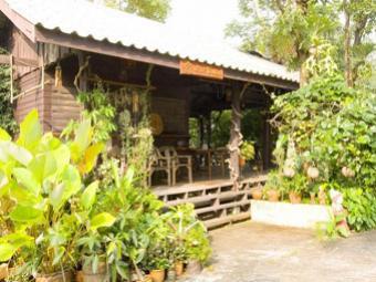 กระท่อมหิน นันทภัค NakhonRatchasima - รีสอร์ท