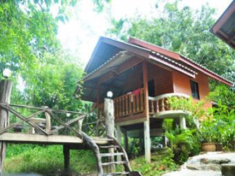 ภูต้นน้ำ รีสอร์ท Satun - hotel
