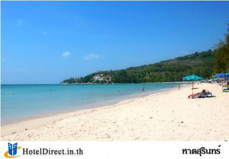ท่องเที่ยวไทย  หาดสุรินทร์